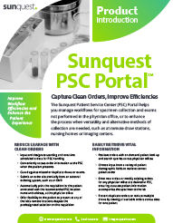 PSC Portal Product Brief 2018