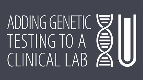 Genetic Testing To a Test Lab