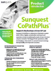 CoPathPlus Product Brief