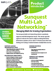 Multi-Lab-Networking Product Brief